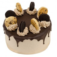 Oreo Chocolate Chip Layer Cake bezorgen in Den-Bosch