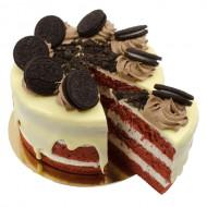 Oreo Velvet Layer Cake bezorgen in Amsterdam