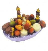 Paasei Chocoschaal Luxe bezorgen in Den-Haag