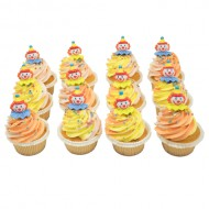 Party Cupcakes bezorgen in Wouw