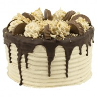 Peanut Butter Chocolate Layer Cake bezorgen in Loil