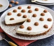 Pepernoten cheesecake bezorgen in Rotterdam