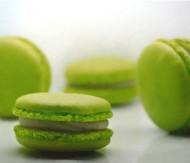 Pistache Macarons bezorgen in Oterdum