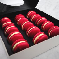 Red Velvet Macarons bezorgen in Absdale