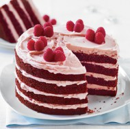 Red Velvet Raspberry Love bezorgen in Den haag