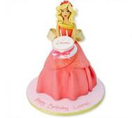 Roze Prinsestaart bezorgen in Almere