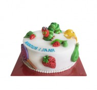 Rupsje Nooitgenoeg 3D taart bezorgen in Leeuwarden