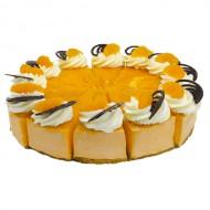 Sinaasappelbavaroise Taart bezorgen in Leeuwarden