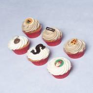 Sint cupcake