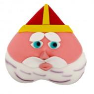 Sinterklaas gezicht taart bezorgen in Utrecht