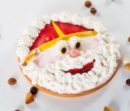 Sinterklaas vlaai bezorgen in Leeuwarden