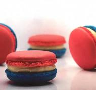 Stroopwafel Macarons bezorgen in Zwolle
