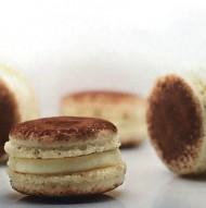 Tiramisu Macarons bezorgen in Nijmegen