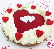 Valentijnsvlaai bezorgen in Amsterdam