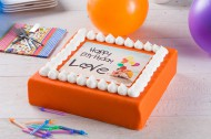 Verjaardagmarsepeintaart bezorgen in Almere