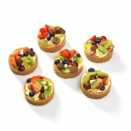 Vers fruit gebakjes bezorgen in Almere