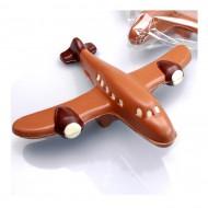 Vliegtuig van chocolade bezorgen in Zwolle
