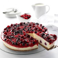 Winterberry cheesecake bezorgen in Amsterdam